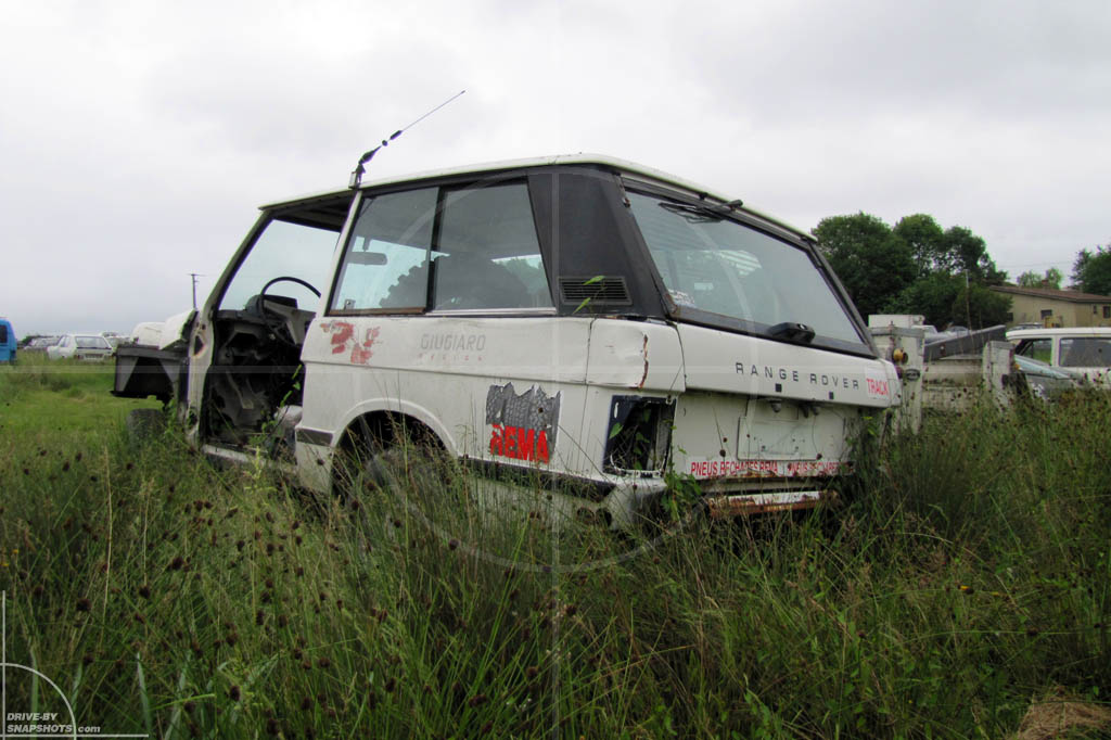 Rust in Peace British Heritage   Drive-by Snapshots by Sebastian Motsch (2010)