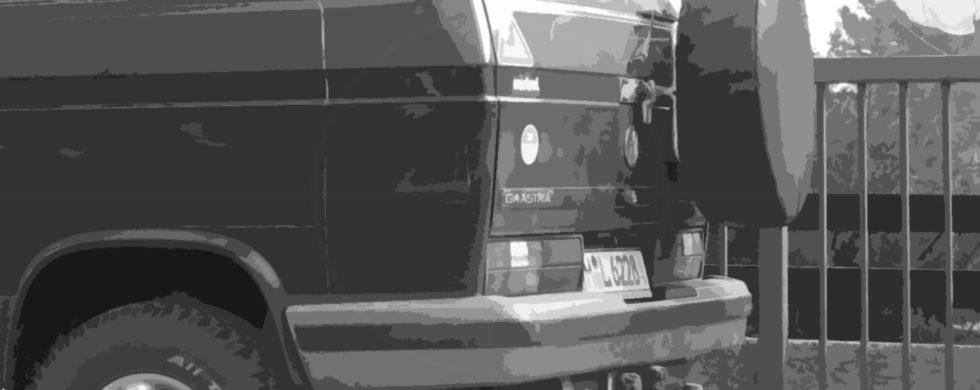 Volkswagen T3 Syncro Westfalia | Drive-by Snapshots by Sebastian Motsch (2009)