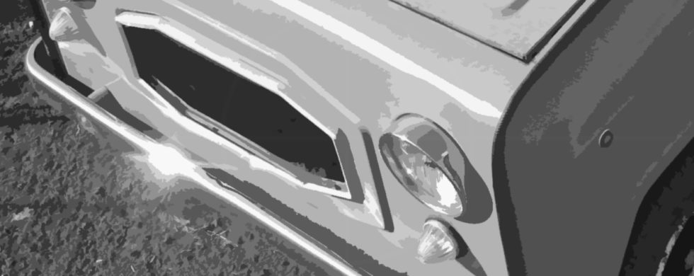 Willam City Lambretta Microcar France | Drive-by Snapshots by Sebastian Motsch (2009)