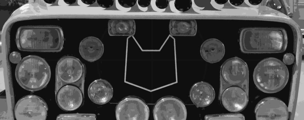 Citroen HY 1964 Carrosserie Le Bastard | Drive-by Snapshots by Sebastian Motsch (2014)