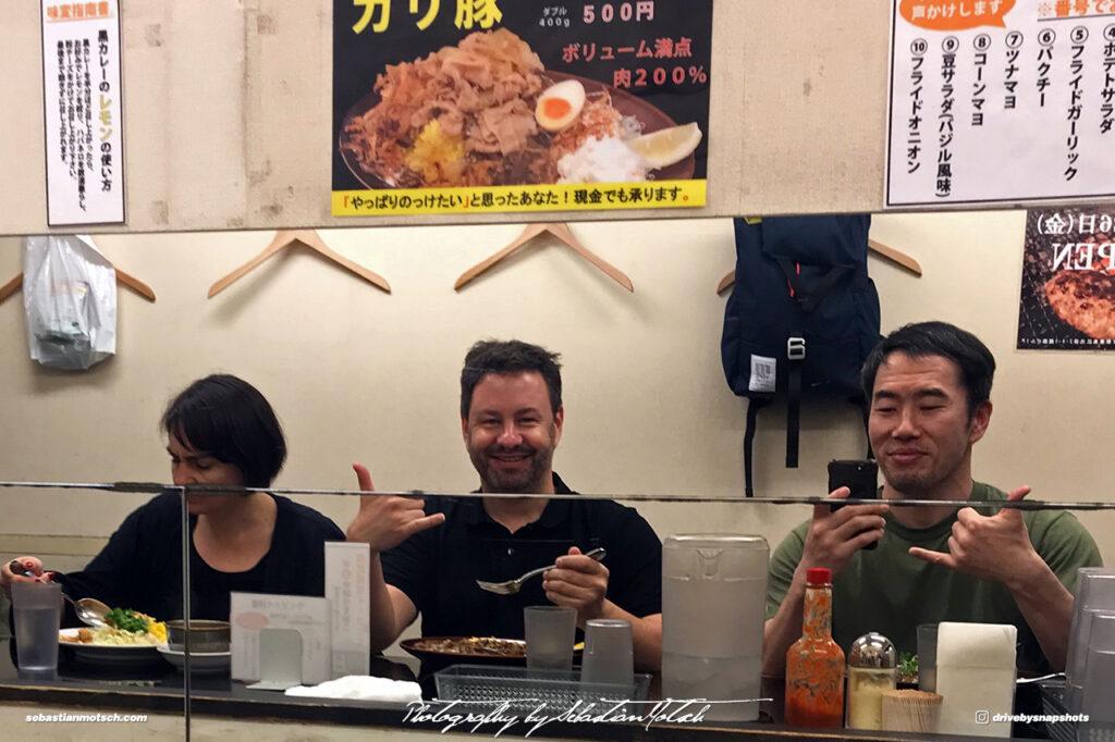 Japan Tokyo Akihabara JDM Curry Restaurant II by Sebastian Motsch 01