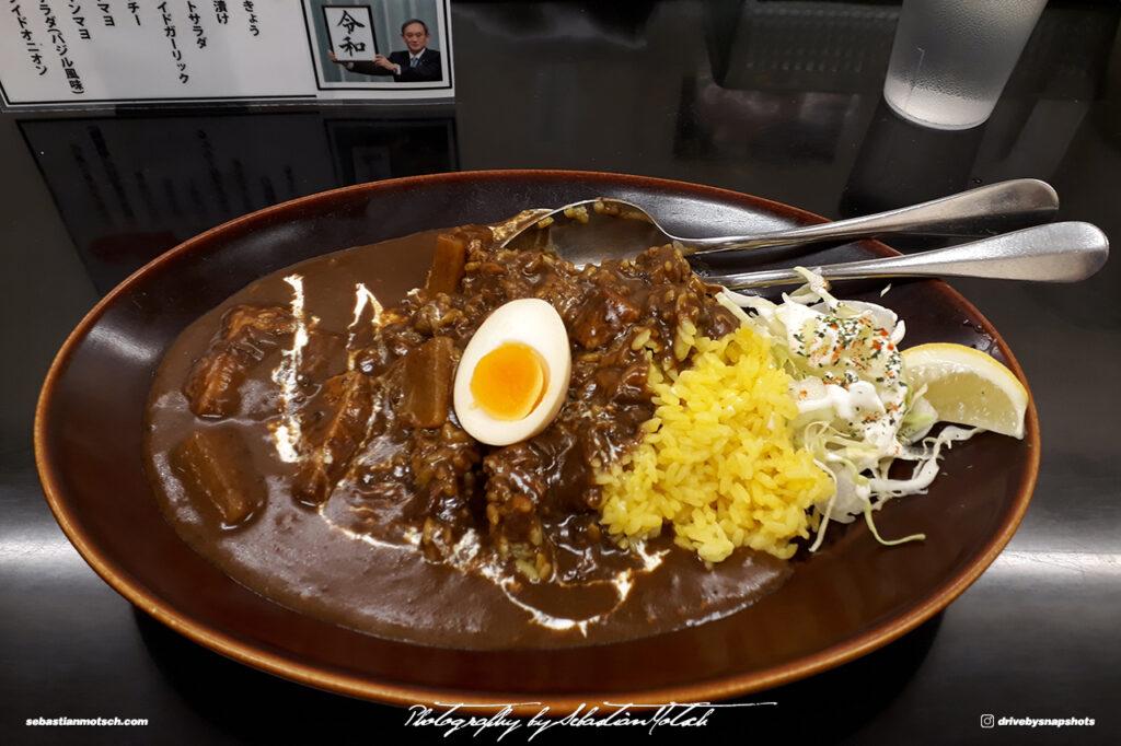 Japan Tokyo Akihabara JDM Curry by Sebastian Motsch 01