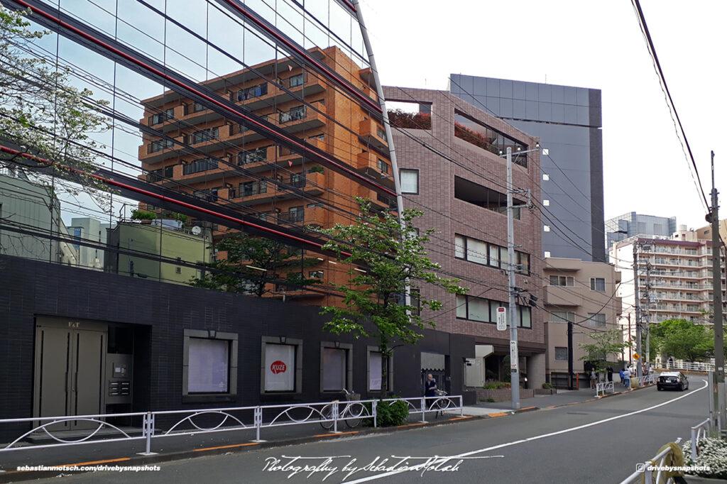 Japan Tokyo Building Reflection by Sebastian Motsch