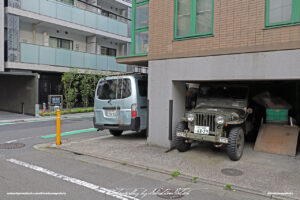 Japan Tokyo Meguro Flat Fender Jeep by Sebastian Motsch