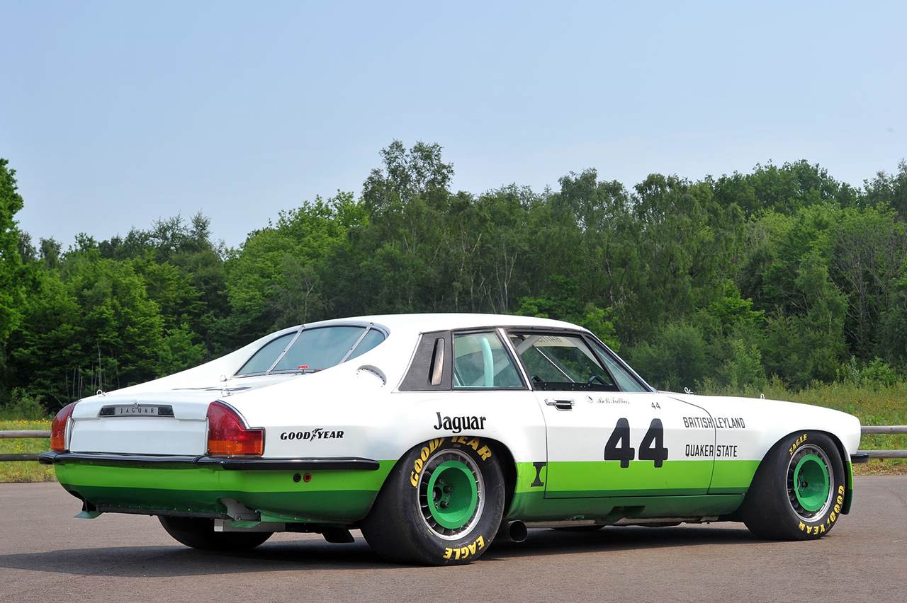 Jaguar XJ-S Trans-Am Group 44 Bob Tullius | reference picture