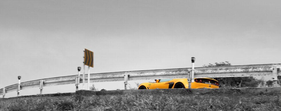 Japan Hakone Turnpike Lotus Exige 240R GT3 by Sebastian Motsch (2019)