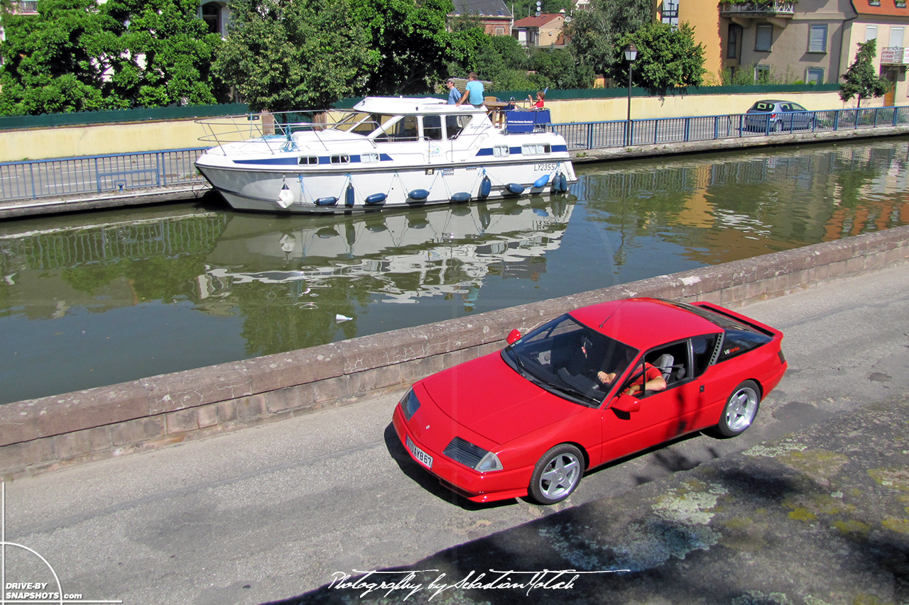 France Saverne Alpine A610 V6 Turbo by Sebastian Motsch 2010