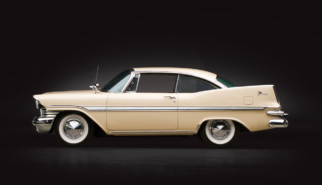 1959 Plymouth Fury Hardtop Coupe SWB | photoshop chop by Sebastian Motsch (2018)