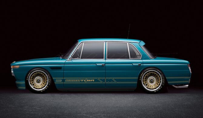 BMW Neue Klasse 2800 TiSa by Sebastian Motsch