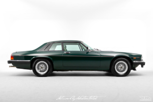Jaguar XJ-S V12 Hot Rod | photoshop chop by Sebastian Motsch (2019)