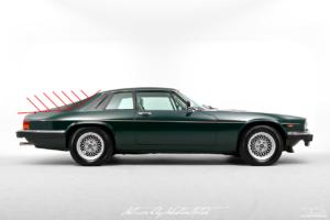 Jaguar XJ-S V12 Hot Rod | photoshop chop by Sebastian Motsch (2019)
