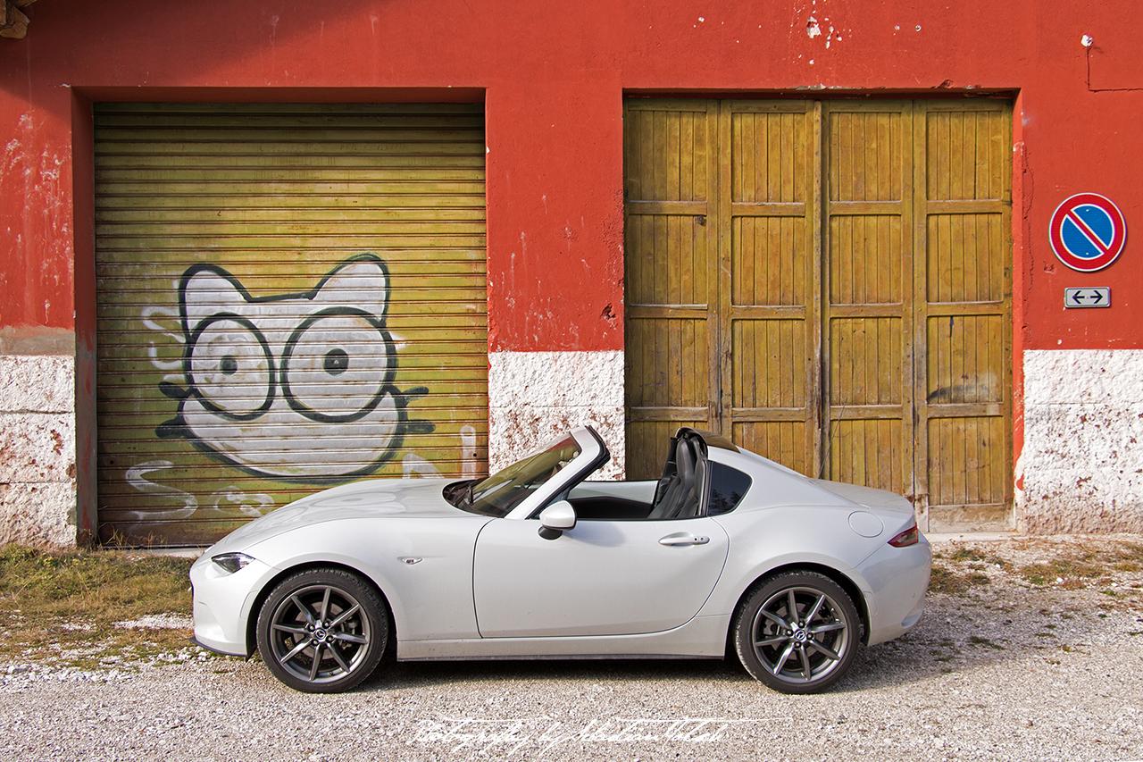 Mazda MX5 RF Sportsline by Sebastian Motsch
