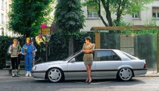Renault 25 TX Série II Photoshop by Sebastian Motsch