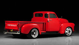 Chevrolet 3100 Pick-Up Dually Conversion by Sebastian Motsch
