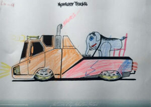 Monster Trucks 003