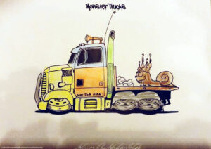 Monster Trucks 004