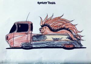 Monster Trucks 005