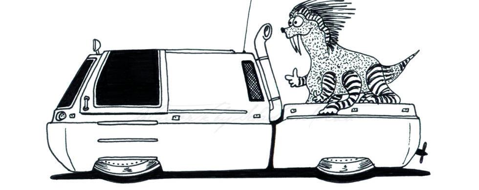 Monster Trucks Coloring Book Artwork by Sebastian Motsch 007