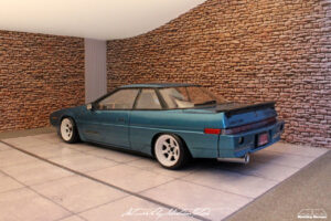 Subaru XT Turbo AWD Tamiya by Sebastian Motsch
