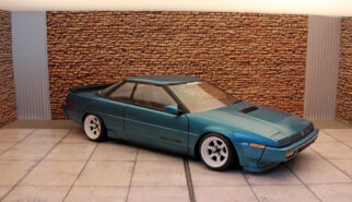Subaru XT Turbo AWD Tamiya by Sebastian Motsch