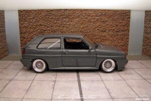 Volkswagen Golf Mk2 Rallye ScaleProduction by Sebastian Motsch