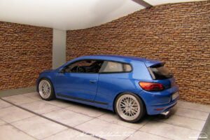 Volkswagen Scirocco Mk3 Welly by Sebastian Motsch