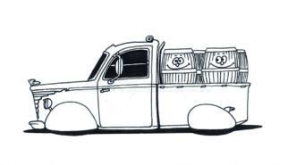 Monster Trucks Coloring Book Artwork by Sebastian Motsch 013