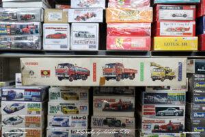 Japan Tokyo Akihabara LG Odaka Mokei Fuso Truck Model Kit by Sebastian Motsch