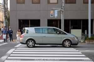 Japan Tokyo Renault Avantime by Sebastian Motsch