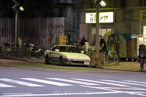Japan Tokyo Akihabara Toyota MR2 by Sebastian Motsch