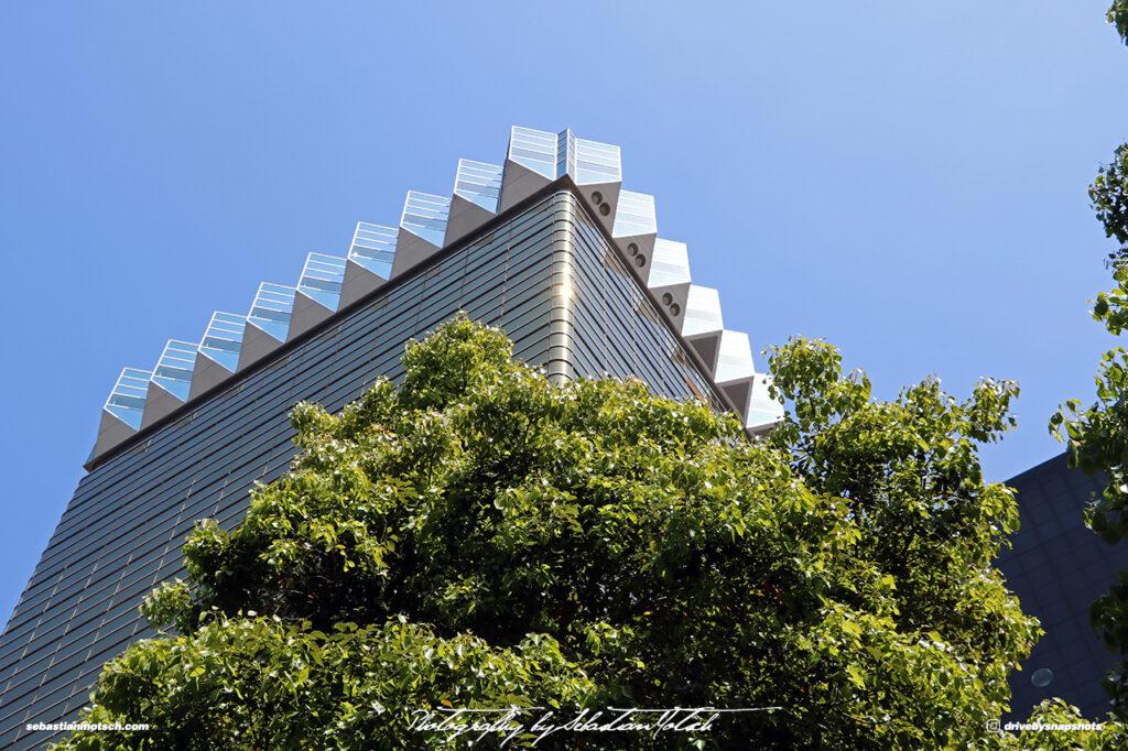 Japan Tokyo Asahi Beer HQ Building by Sebastian Motsch