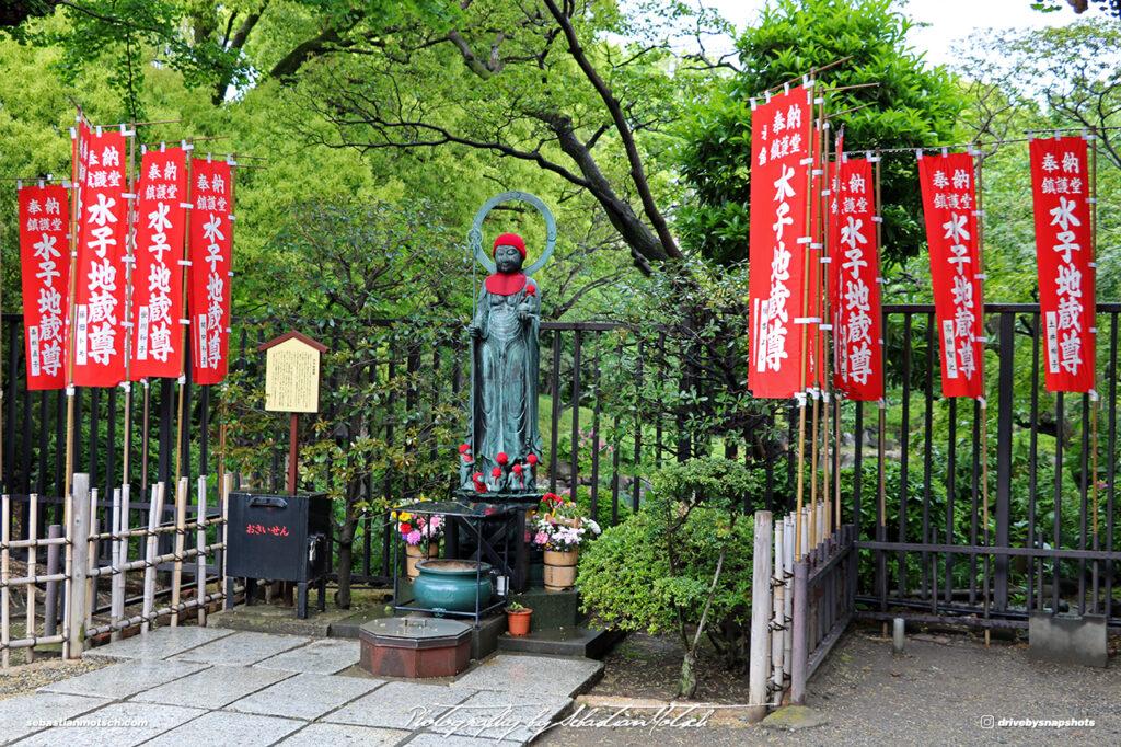 Japan Tokyo Asakusa Buddha Statue by Sebastian Motsch
