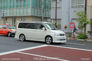 Japan Tokyo Asakusa Honda Stepwgn by Sebastian Motsch