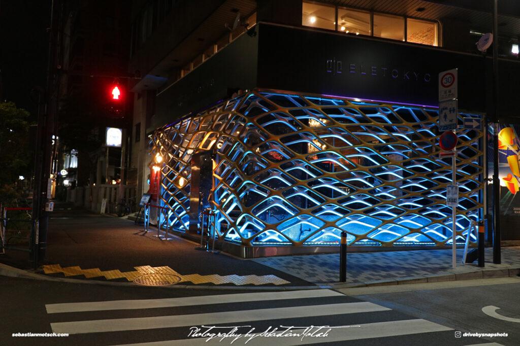 Japan Tokyo Azabujuban Eletoyko Club by Sebastian Motsch