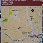 Japan Tokyo Gotanda Station Street Map by Sebastian Motsch