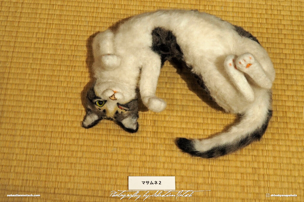Japan Tokyo Meguro Cat Art Exhibition at Hotel Gajoen by Sebastian Motsch 02