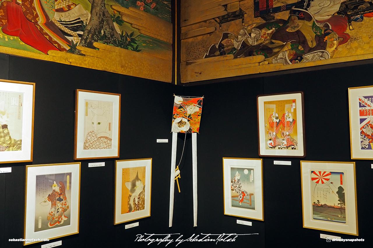 Japan Tokyo Meguro Cat Art Exhibition at Hotel Gajoen by Sebastian Motsch 07