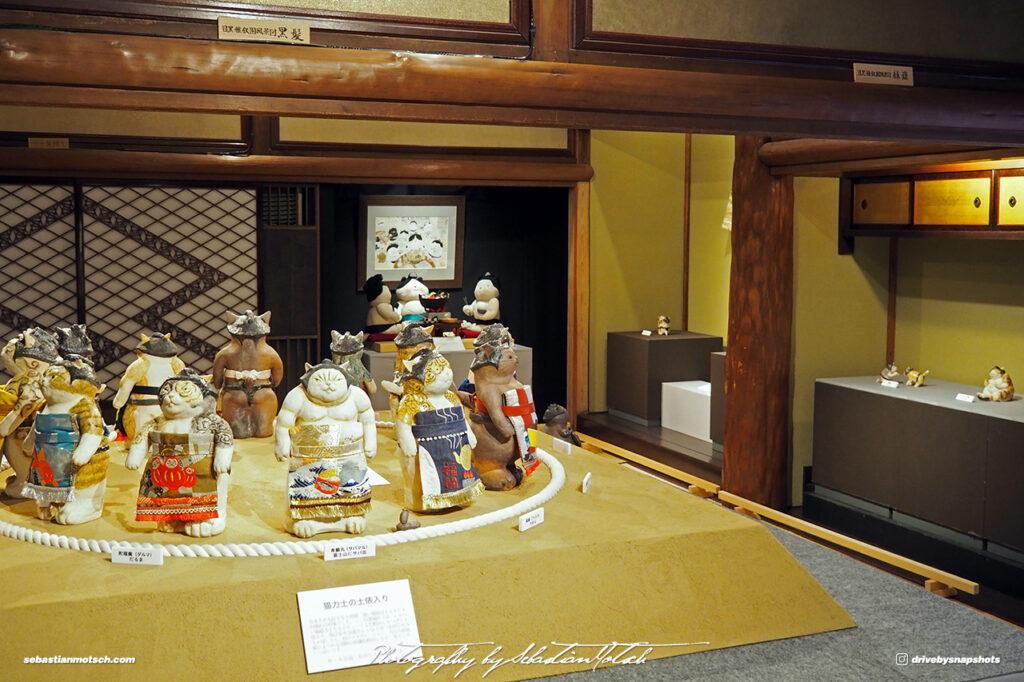 Japan Tokyo Meguro Cat Art Exhibition at Hotel Gajoen by Sebastian Motsch 10