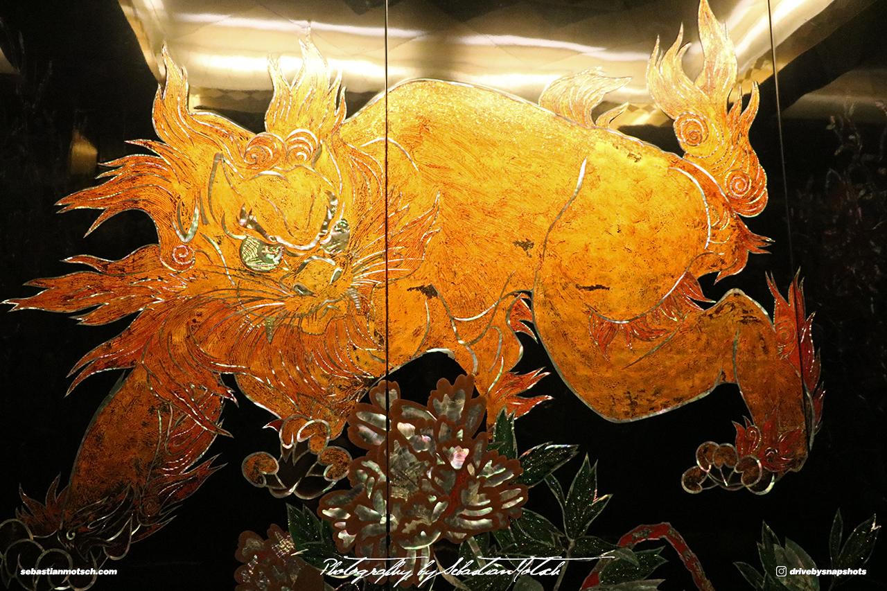 Japan Tokyo Meguro Hotel Gajoen Elevator by Sebastian Motsch 01