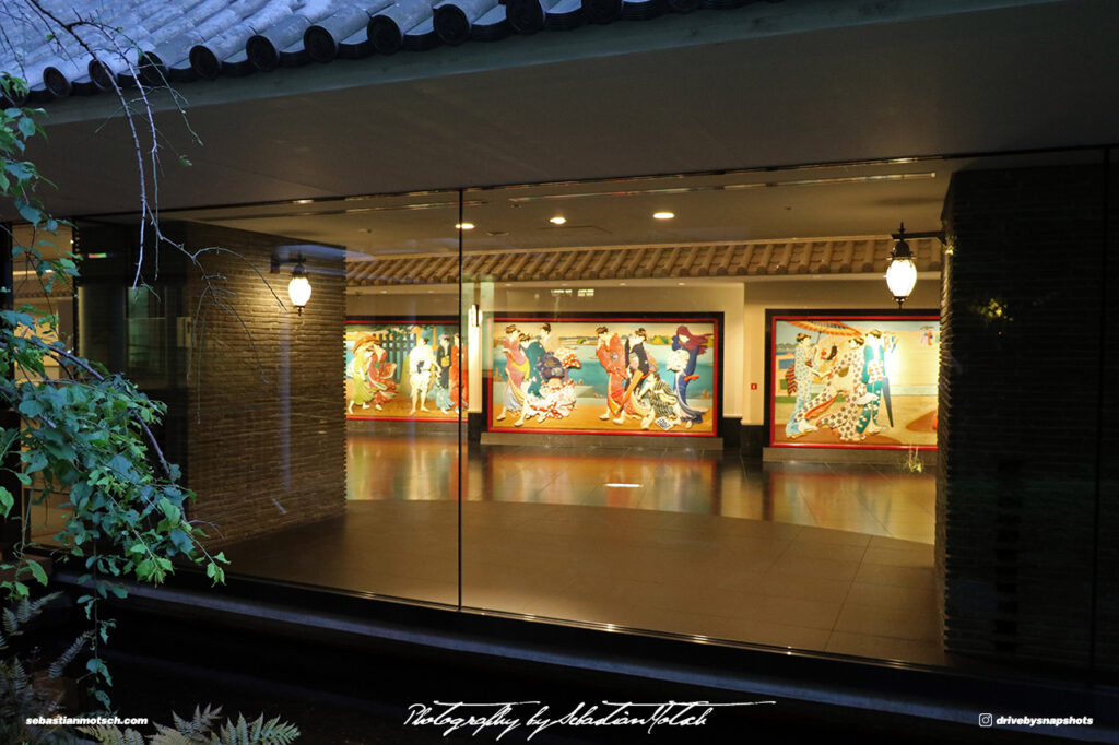 Japan Tokyo Meguro Hotel Gajoen Garden by Sebastian Motsch 02