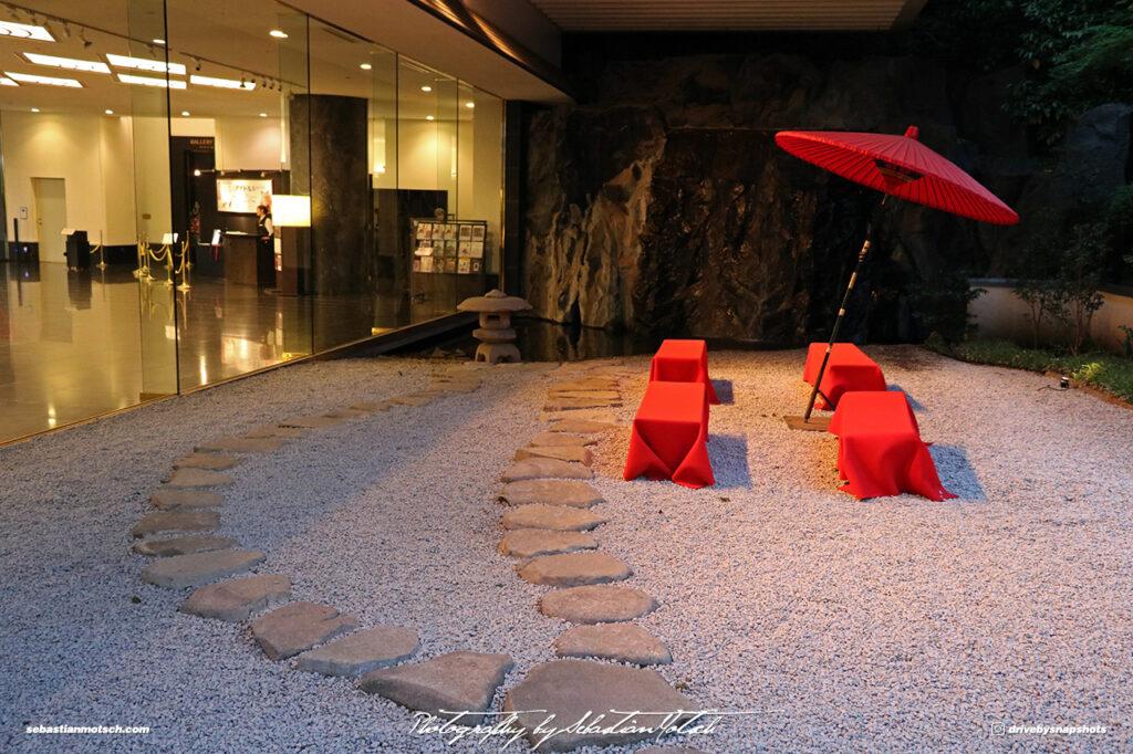 Japan Tokyo Meguro Hotel Gajoen Garden by Sebastian Motsch 03
