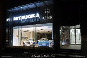 Japan Tokyo Minato Mitsuoka Showroom by Sebastian Motsch