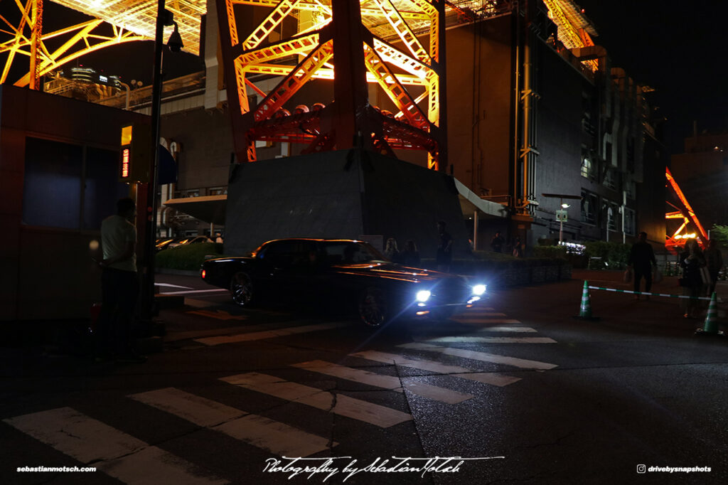 Japan Tokyo Tower Minato Buick Riviera by Sebastian Motsch