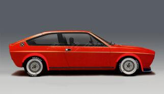 Alfa Romeo Alfasud Sprint Widebody Photoshop by Sebastian Motsch