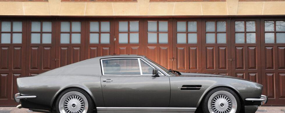 Aston Martin V8 Vantage Low Drag Coupé Photoshop by Sebastian Motsch