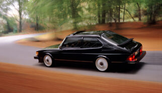 SAAB 900 Turbo S Photoshop by Sebastian Motsch