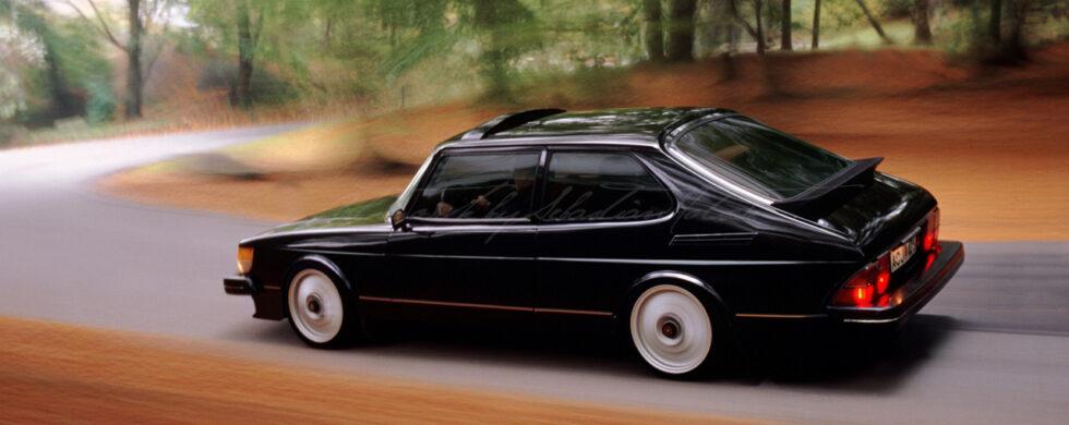 SAAB 900 Turbo S Photoshop by Sebastian Motsch