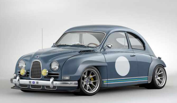 SAAB 93 F Photoshop by Sebastian Motsch
