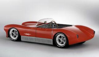 SAAB Sonett I Roadster Photoshop by Sebastian Motsch