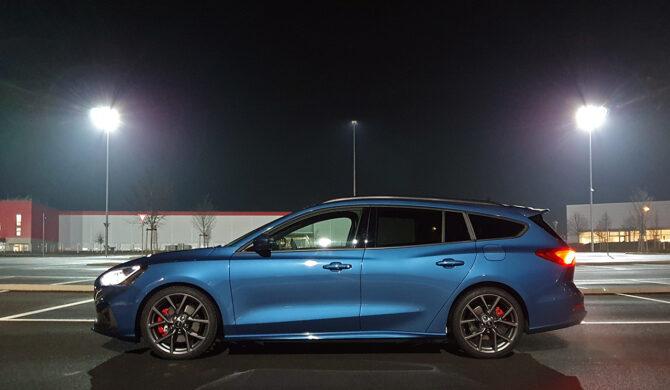 Ford Focus ST in Wertheim Drive-by Snapshot by Sebastian Motsch